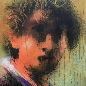 FOR SALERembrandt van RijnAcrylic and spray on canvas100x120 cm.HernaizAmsterdam 20192019 is the year of Rembrandt van Rijn (1606-1669). To honor that the #rijksmuseum has a special exhibition called #langleverembrandt. The portrait I made was inspired by the young Rembrandt